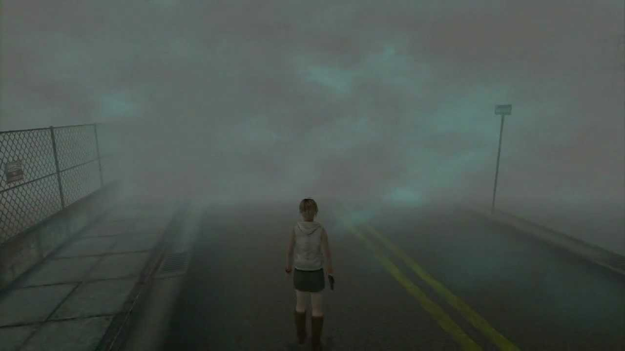 Silent Hill Heather