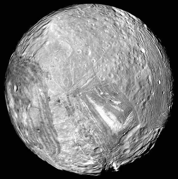Photo of Miranda Moon - Uranus