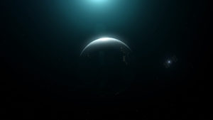 Image of the Moon - Terraforming