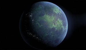 Image of Mercury - Terraforming