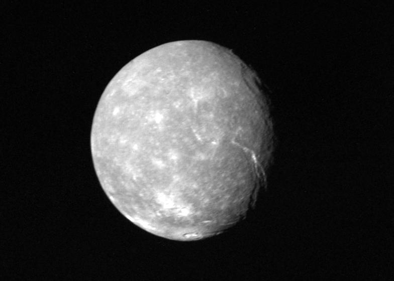 Photo of Titania Moon
