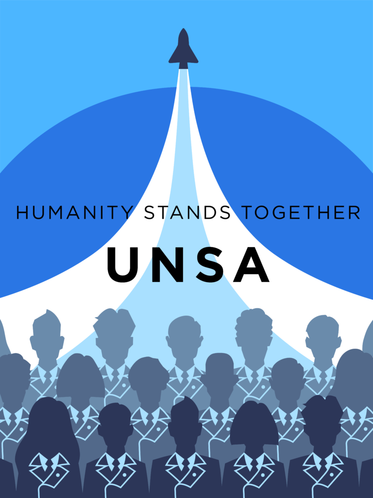The UNSA Poster